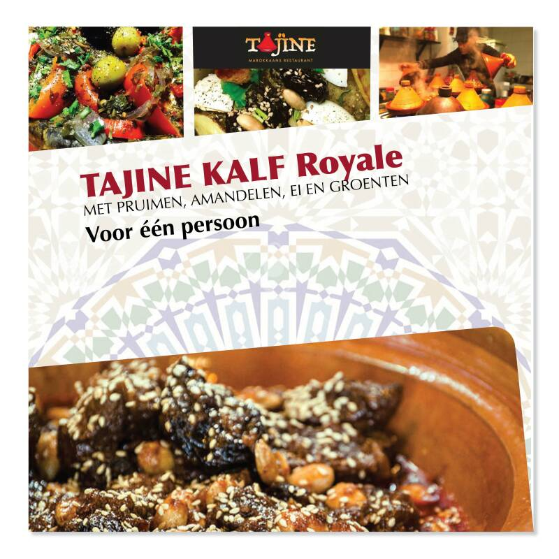 ROYAL CALF TAGINE