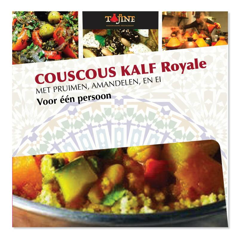 ROYAL CALF COUSCOUS