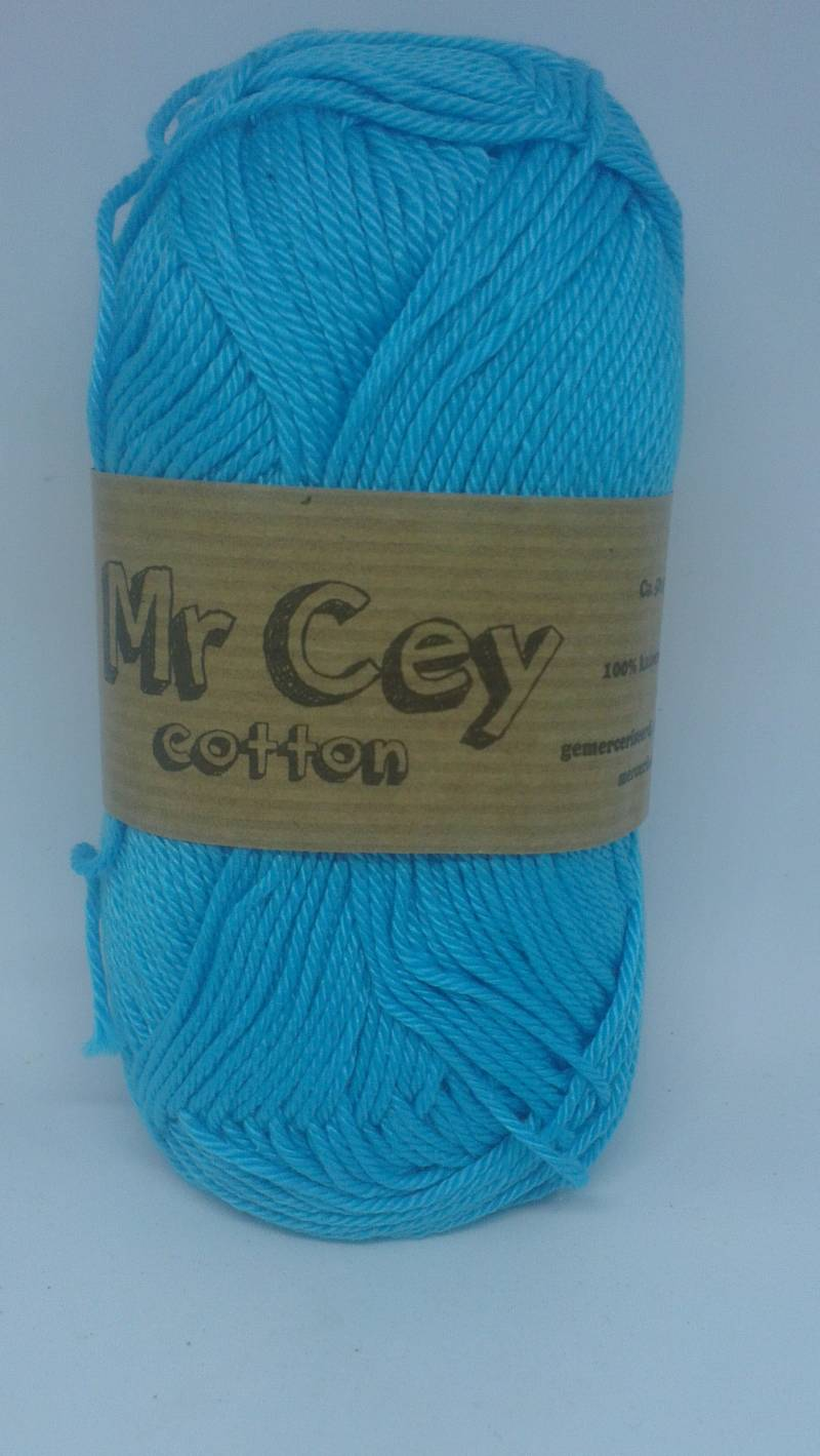 Mr.Cey 18 turquoise