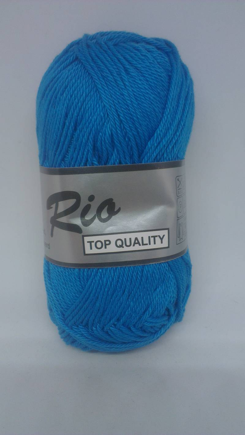 Rio 515 donker turquoise
