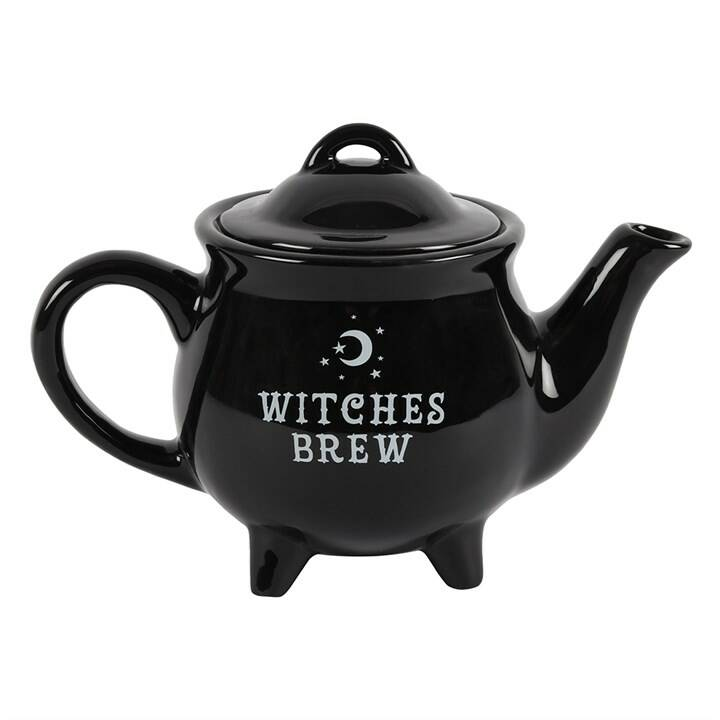 Witches Brew Theepot