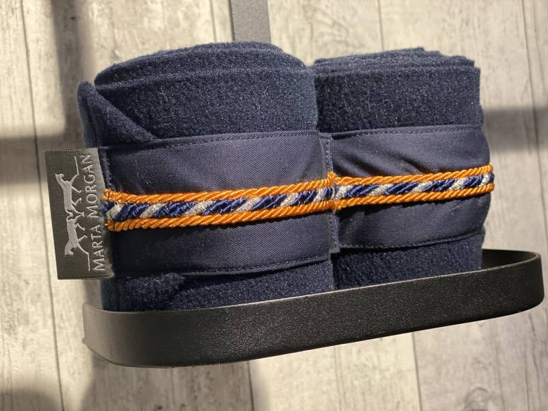 Bandages navy/orange