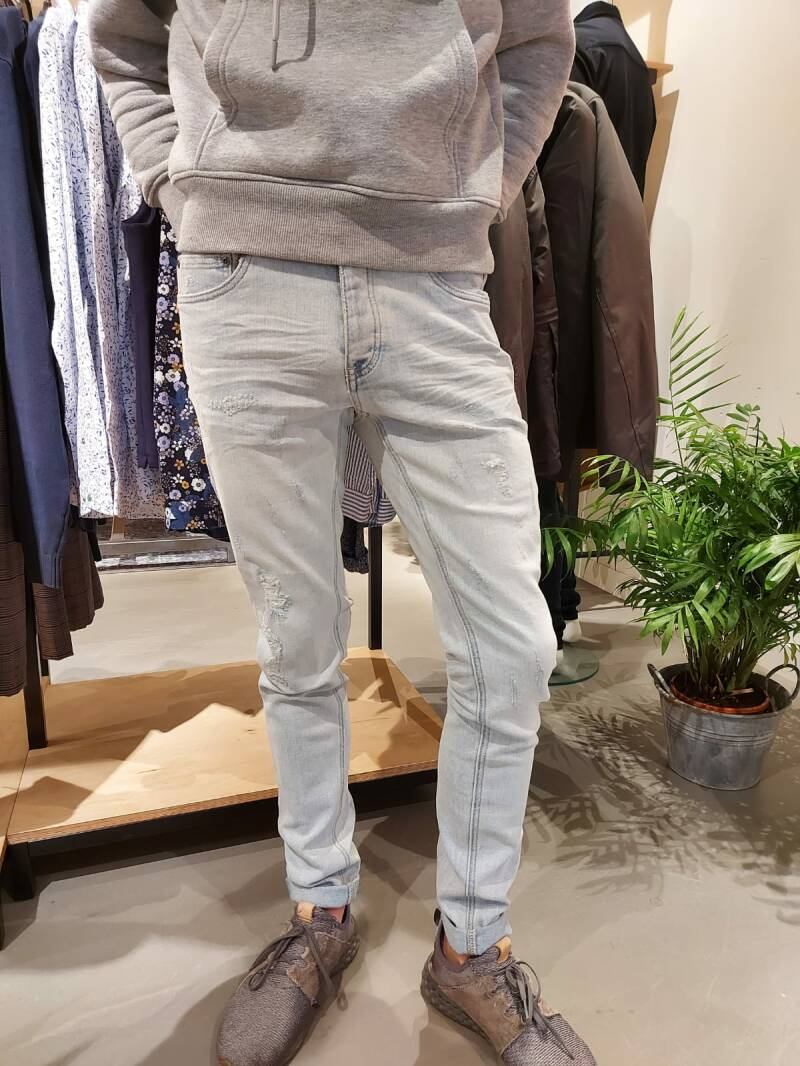 JAGGER JEANS CRYSTALIZED BLUE
