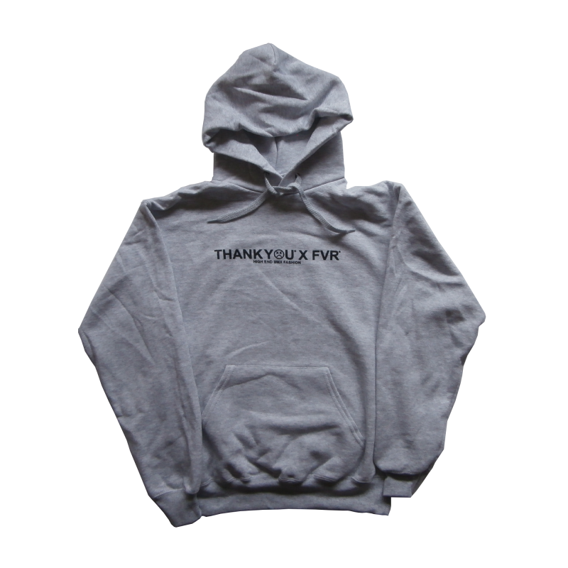 THANK YOU® X FVR HOODIE