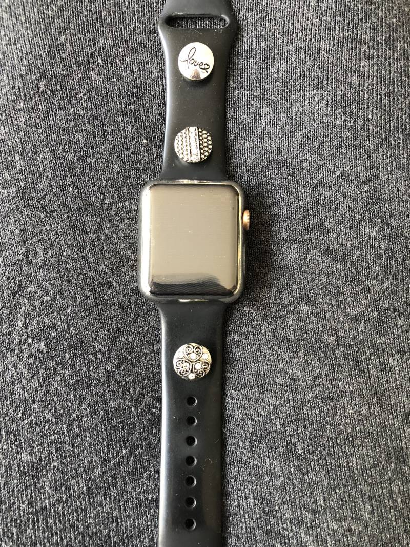 Apple Watch  42mm zwart