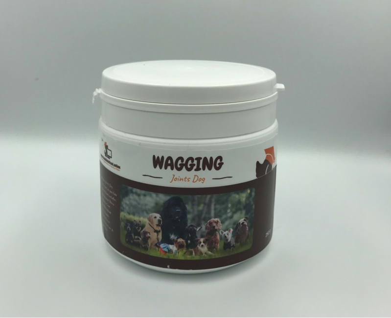 Wagging joints for dogs