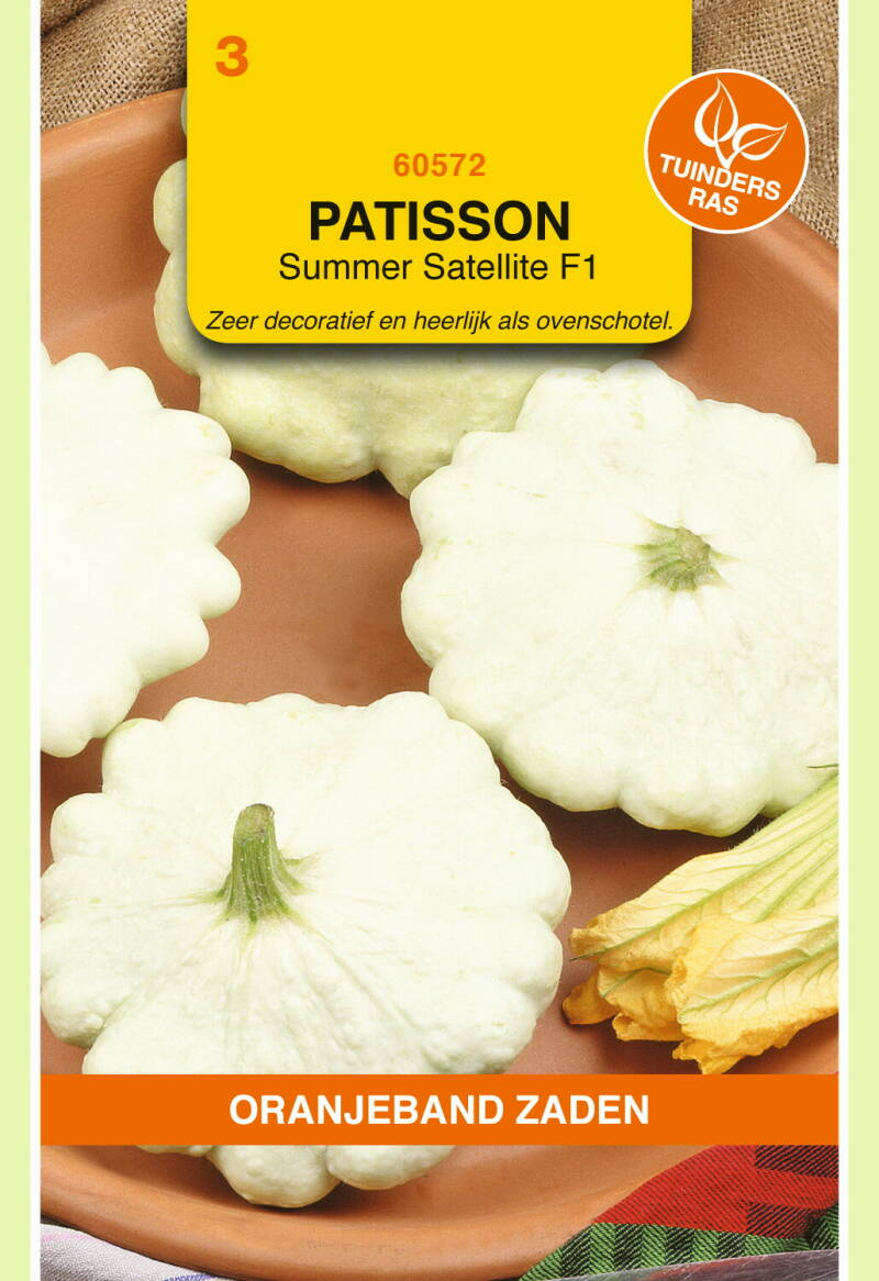 Patisson (Summer Satellite F1 hybride) 60572