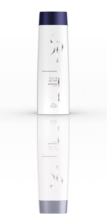 SP Silver Blond Shampoo