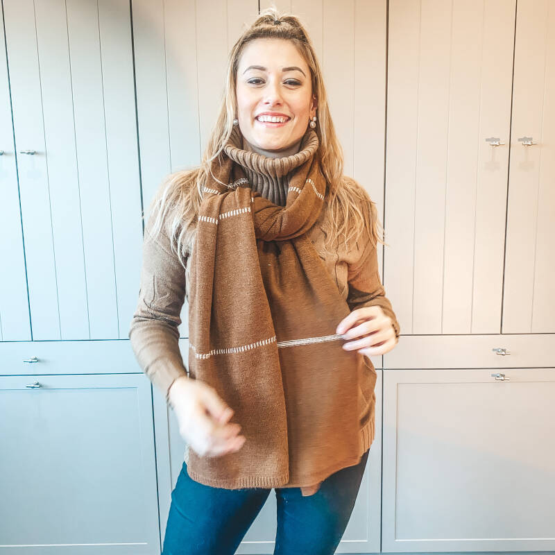 SJAAL : Brown with a touch of gold