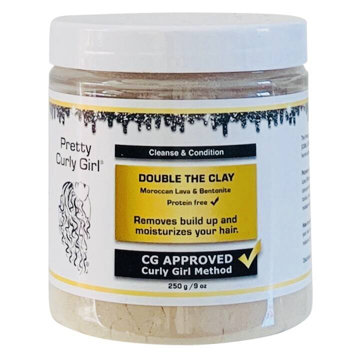 Double the Clay 250 gram
