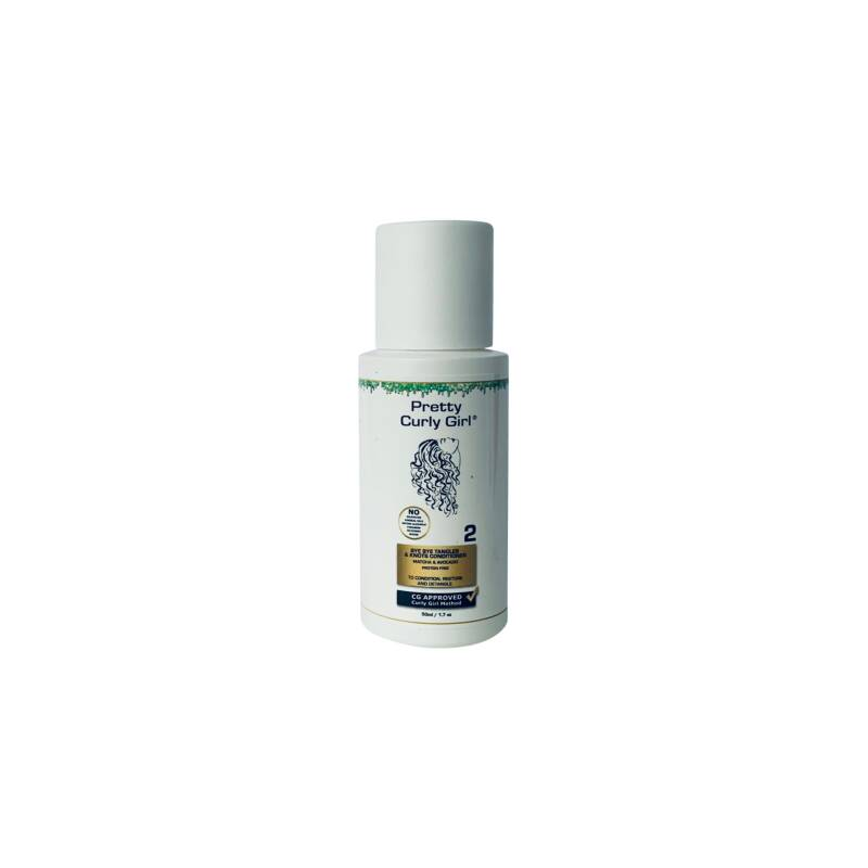 Mini Bye Bye Tangles and Knots Conditioner  50ml