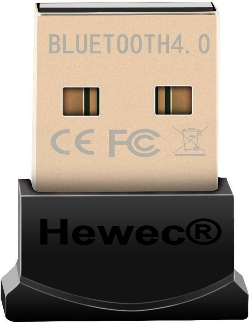 Hewec® Micro USB 4.0 Bluetooth Dongle Adapter