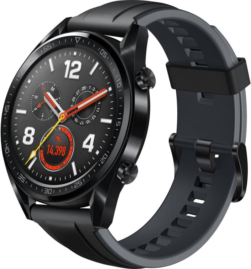 Huawei Watch Active Zwart