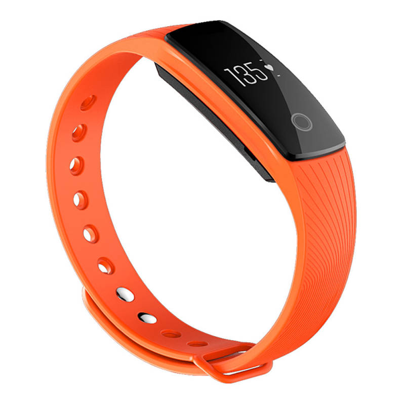 Fitness Activity Tracker sporthorloge sportwatch Oranje