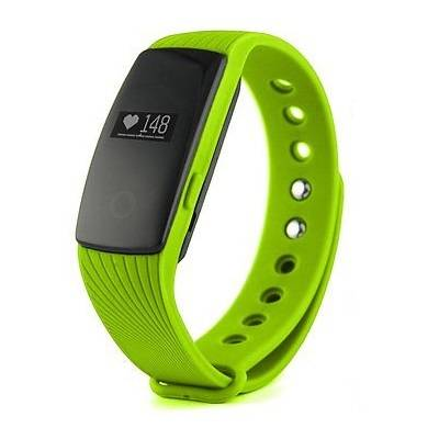 Fitness Activity Tracker sporthorloge sportwatch Groen