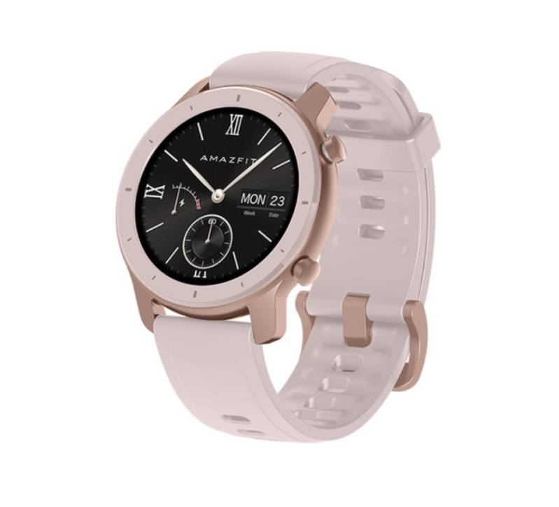 Xiaomi Amazfit Stijlvol 2019 42mm dames model roze