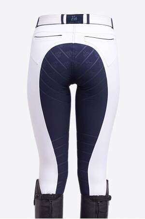 Riding Show Breeches ROYAL SPORT - Full Seat Silicon