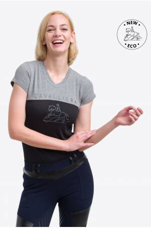 ECO Cotton Based Riding Top SPORTY CHIC