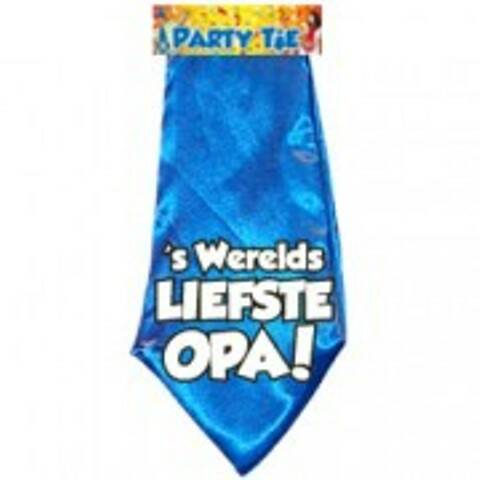 Party Tie 's Werelds Liefste Opa!