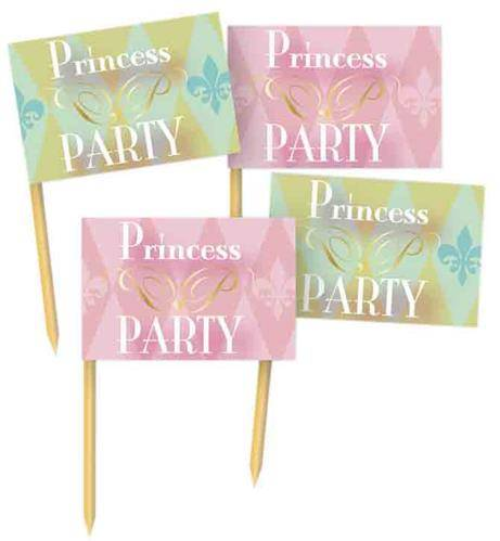 Princess party prikkers