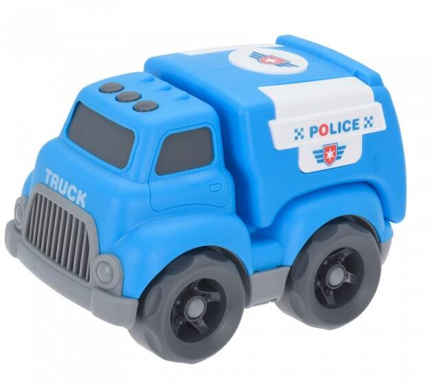 Free and Easy politieauto