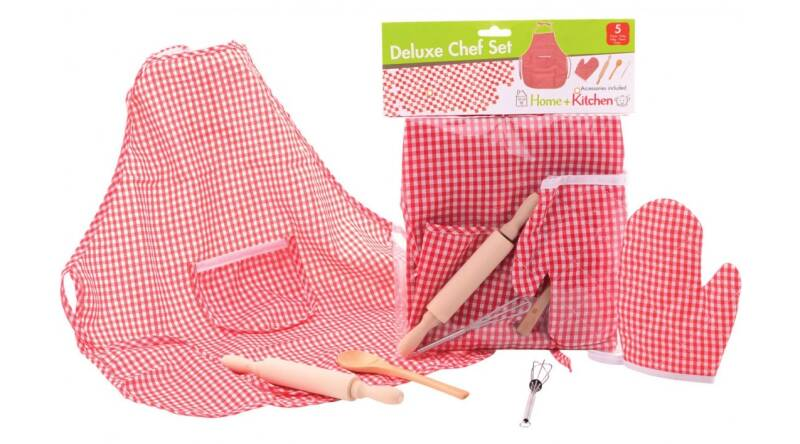 Johntoy Home and Kitchen Chef speelset deluxe