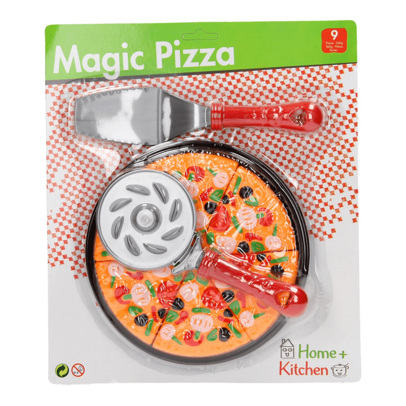 Johntoy Home and Kitchen magische pizza
