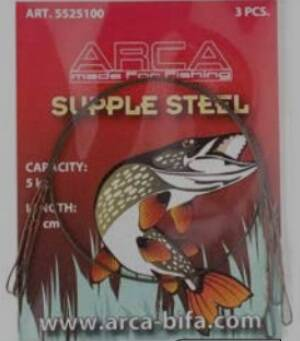 ARCA SUPPLE STEEL