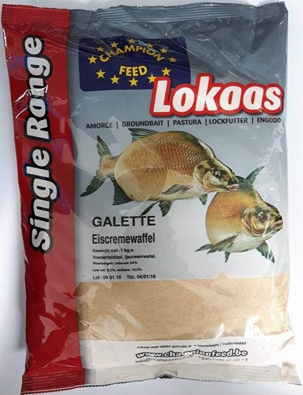 CHAMPION FEED GALETTE 1KG
