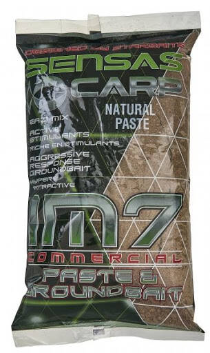 SENSAS IM7 NATURAL PASTE 1KG