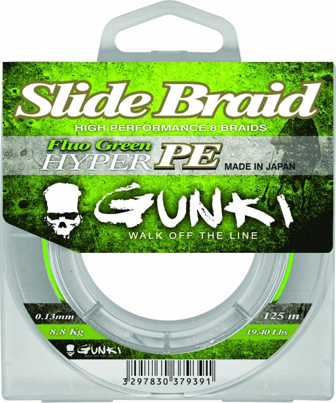 GUNKI SLIDE BRAID