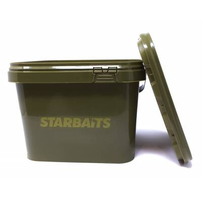 STARBAITS SQUARE BUCKET 3,5 L