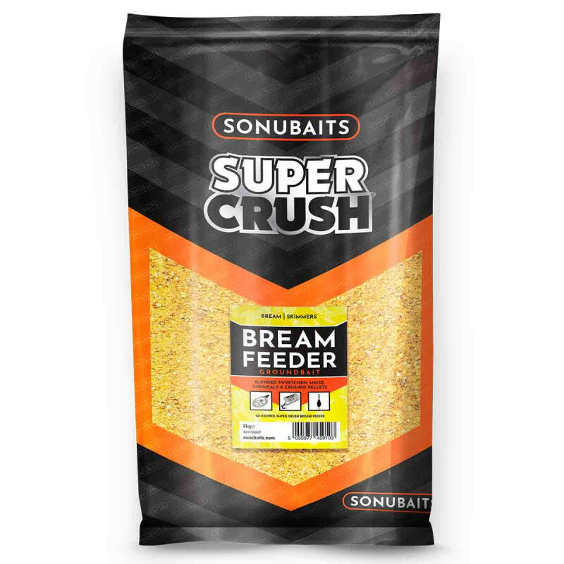SONUBAITS SUPER CRUSH 2KG