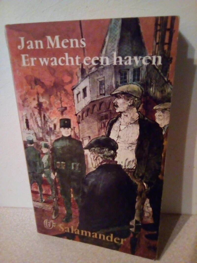 Jan Mens - Er Wacht Een Haven