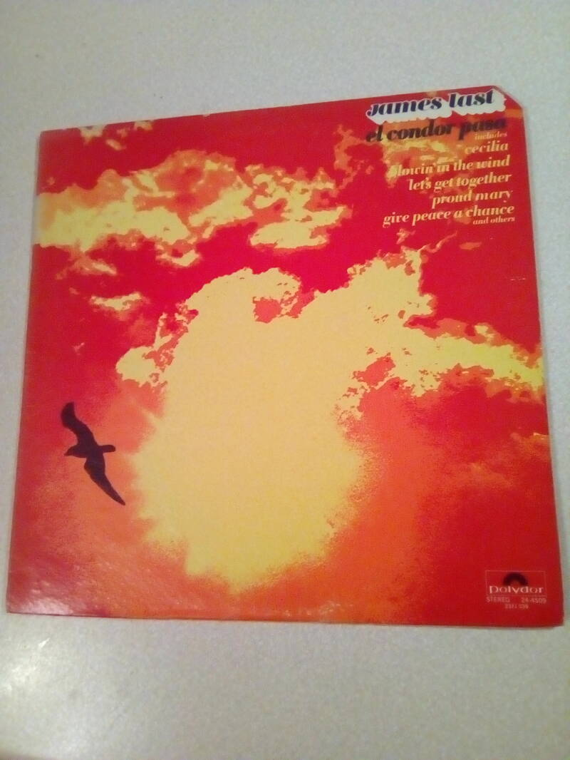 LP James Last  -  El Condor Pasa