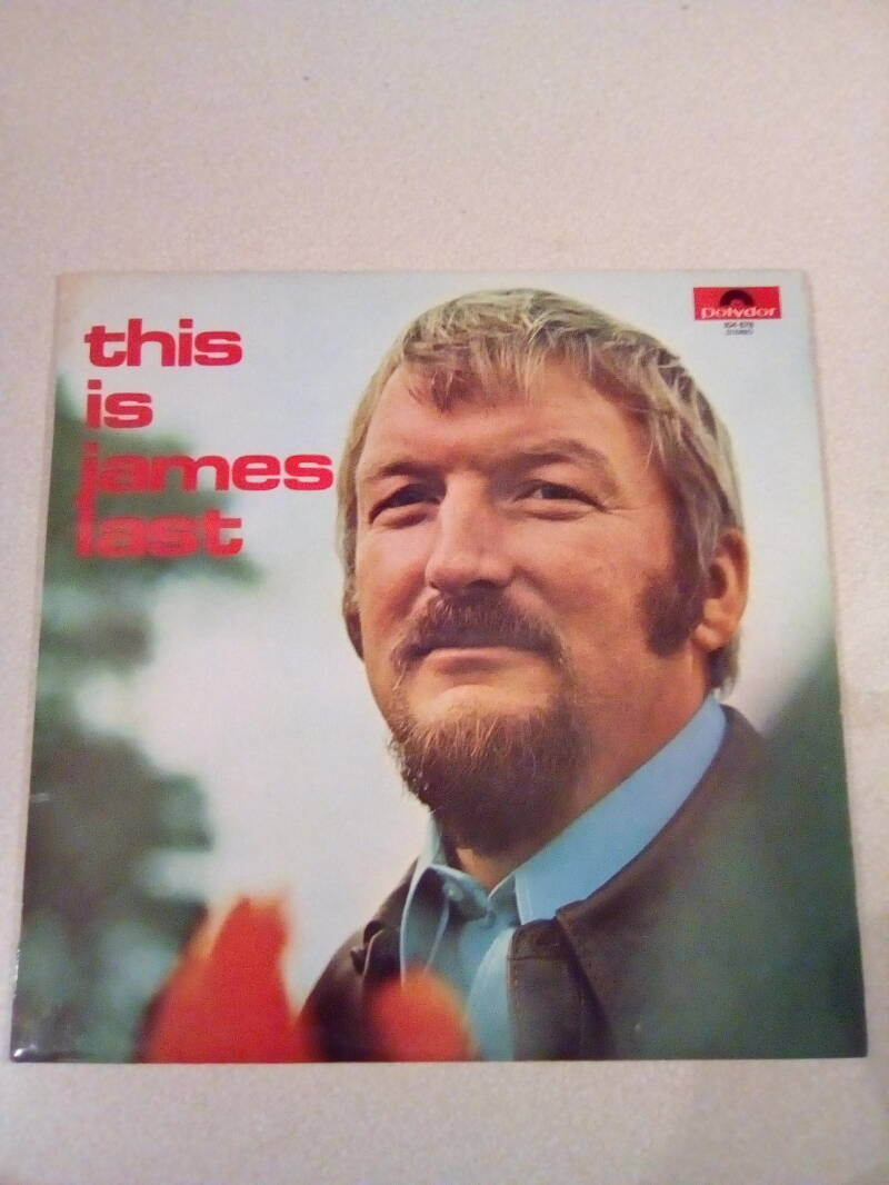 LP This is James Last
