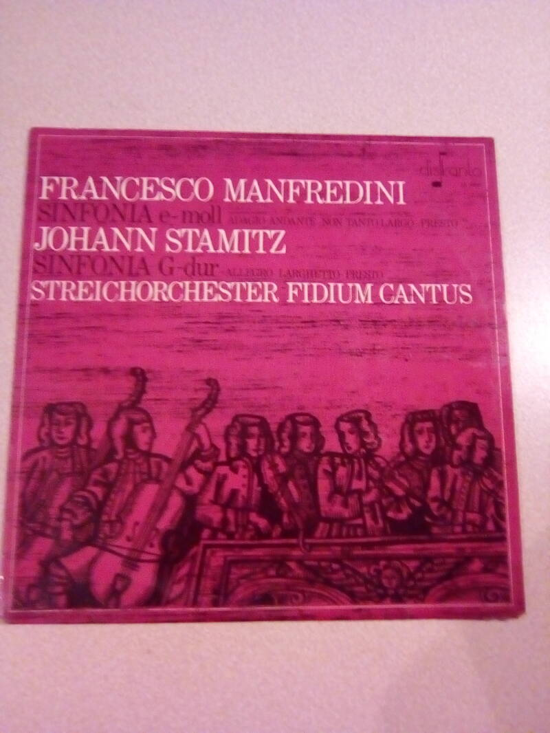LP Francesco Manfredini
