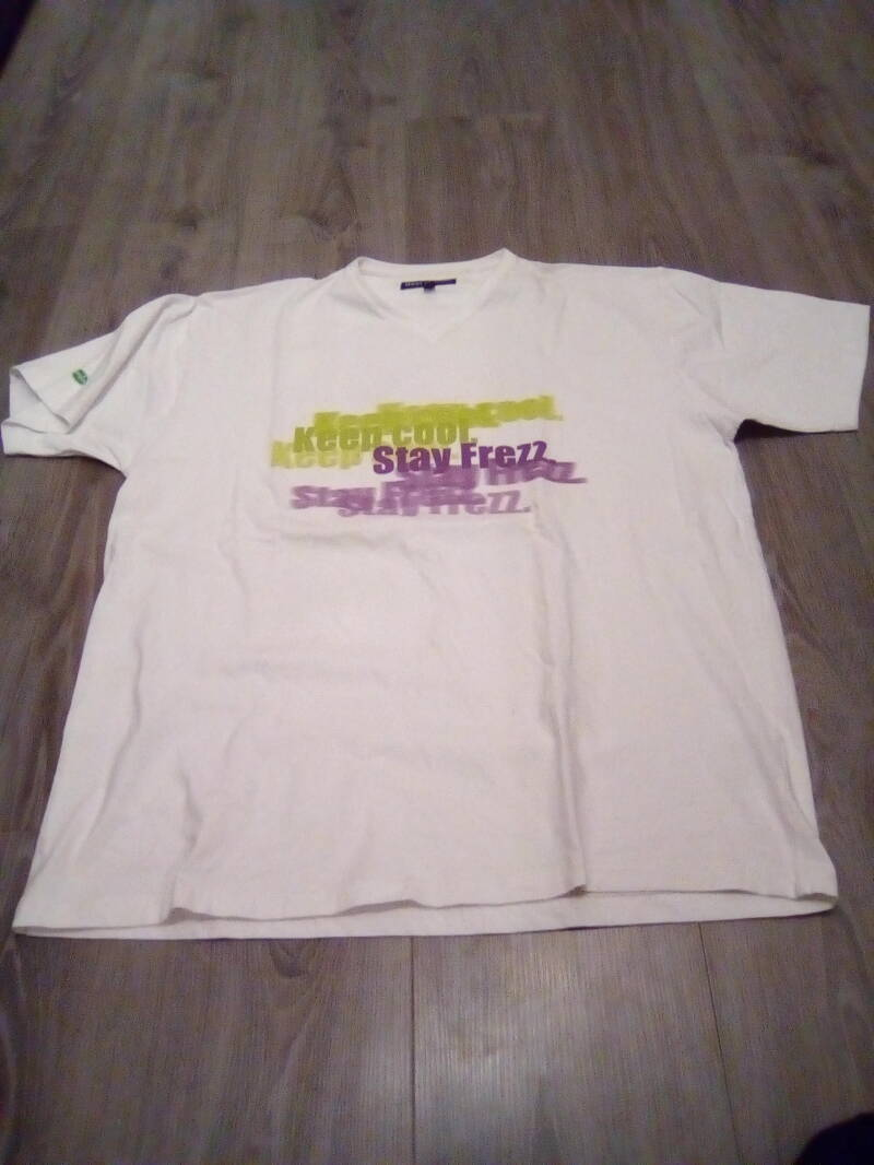 T'shirt best in town campina