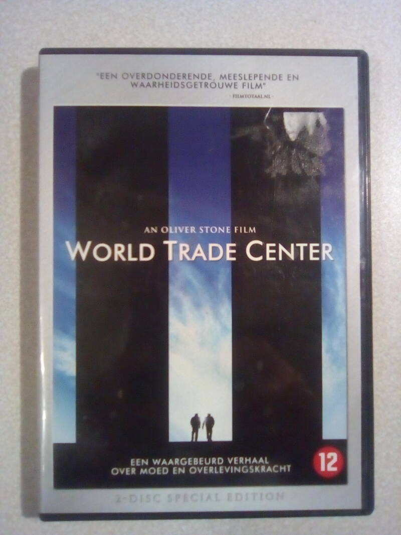 DVD World Trade Center deel 1 + 2