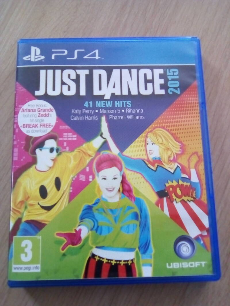 PS4 Just Dance 2015   3+