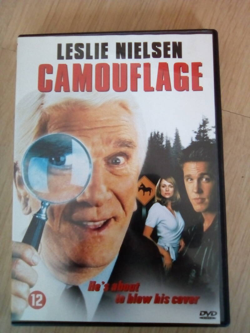 DVD camouflage 12+