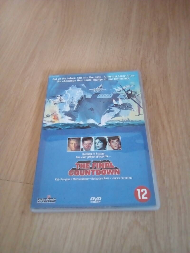 DVD The final countdown 12+