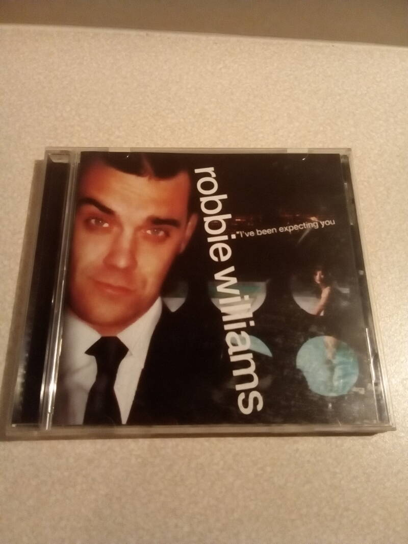 Robbie Williams I,ve been expecting you