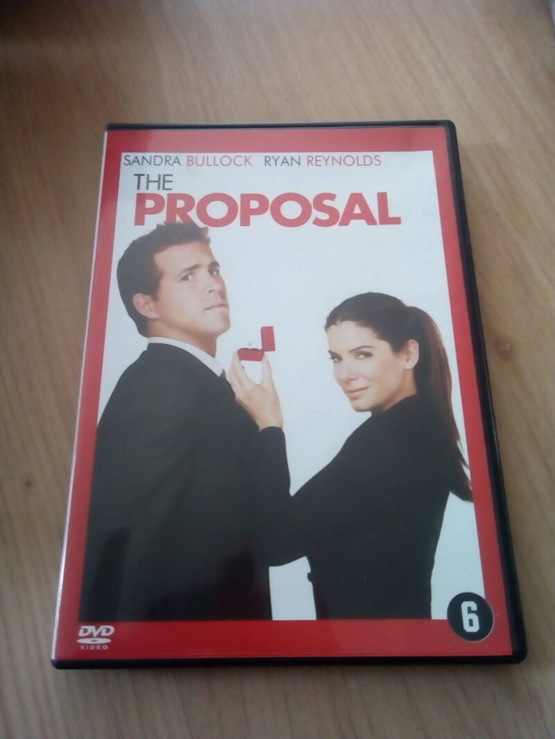 DVD The Proposal