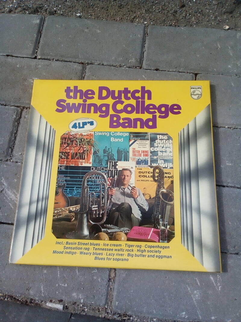 4LP The dutch swing college band