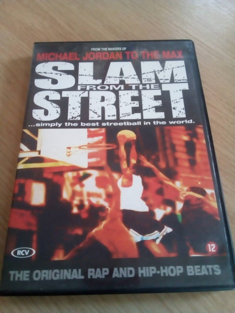 DVD Slam from the street