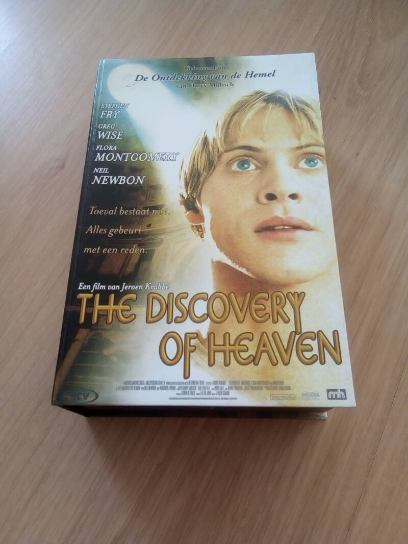 VHS The discovery of heaven