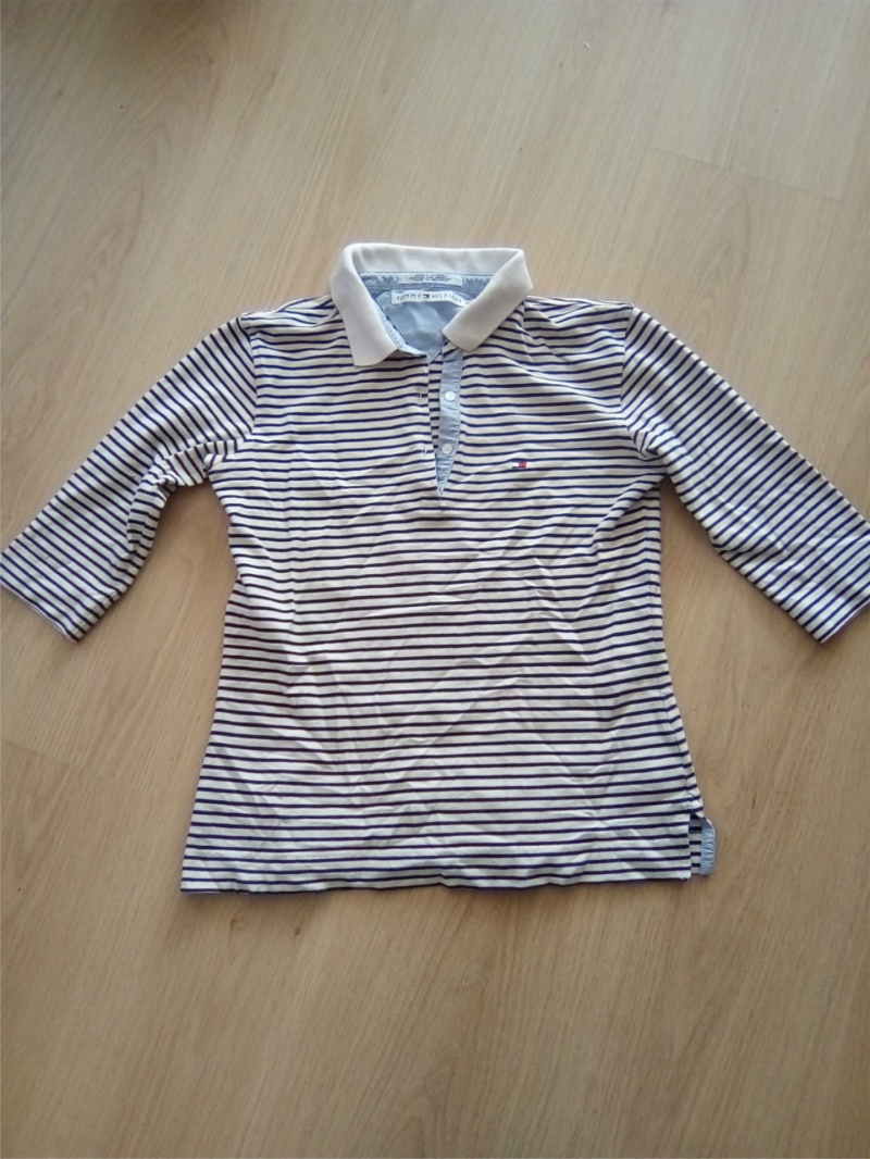Shirt 3/4 mouw Tommy Hilfiger, maat S