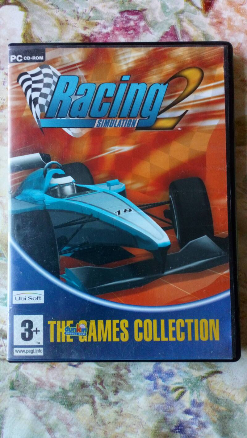 PC Racing Simulation - 3+ - The games collection