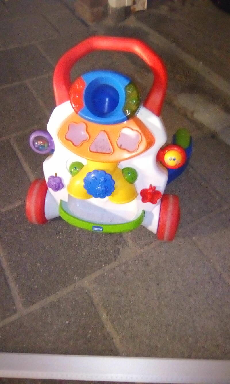 Chicco Multicolor Baby Walker Loopwagen
